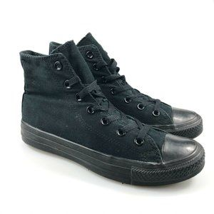 Converse Women Chuck Taylor All Star Hi Black 7.5